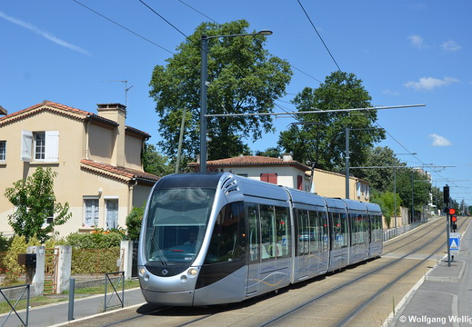 Tram Toulouse, 5015, Servanty Airbus