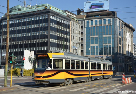 Tram Milano, 4906, Via Larga
