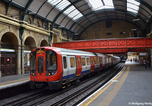 London Underground, 21347, Paddington