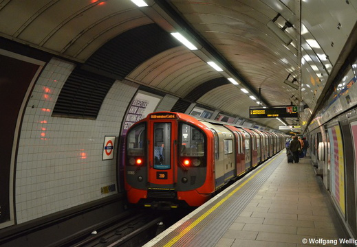 London Underground, 11085, Euston