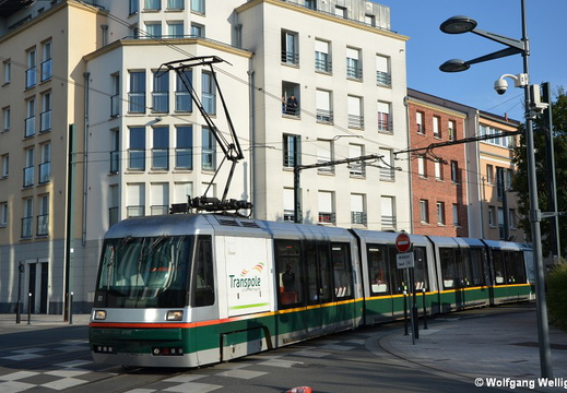 Tram Lille, 01, Tourcoing Centre