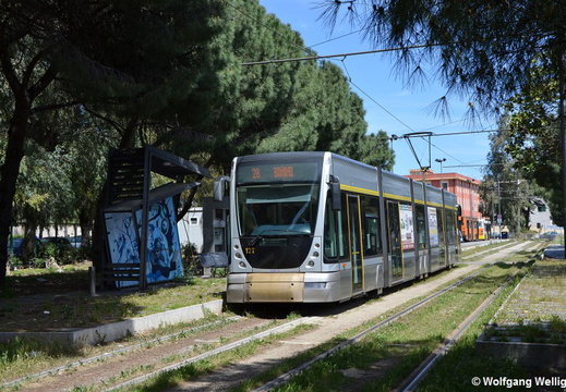 Tram Messina, 12, Villa Dante