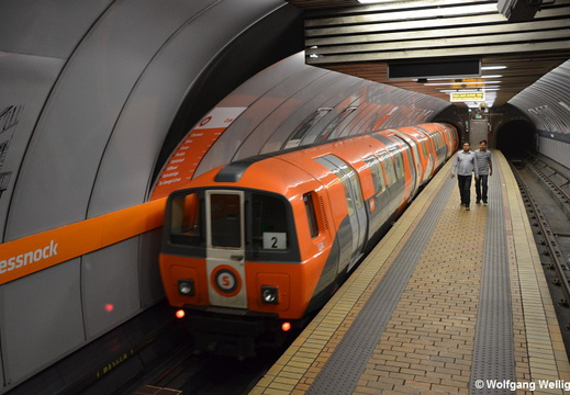Glasgow Subway, 124, Cessnock