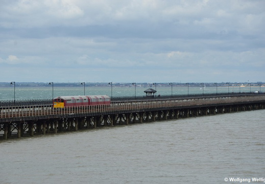 Island Line (Isle of Wight), 483 007, Ryde Pier Head