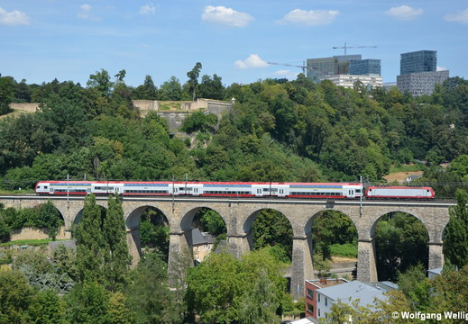 CFL 4019, Luxembourg