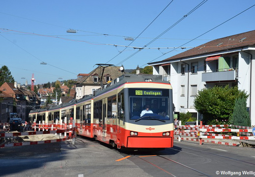 Forchbahn Be 4/6 67, Balgrist